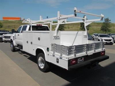 2020 Chevrolet Silverado Medium Duty Crew Cab DRW 4x4, Combo Body #LH173356 - photo 22