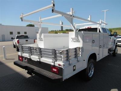 2020 Chevrolet Silverado Medium Duty Crew Cab DRW 4x4, Combo Body #LH173356 - photo 2
