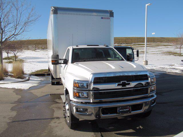 2020 Chevrolet Silverado 6500 DRW 4x2, Morgan Dry Freight #LH266816 - photo 14