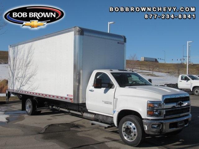 2020 Chevrolet Silverado Medium Duty Regular Cab DRW 4x2, Dry Freight #LH266816 - photo 1