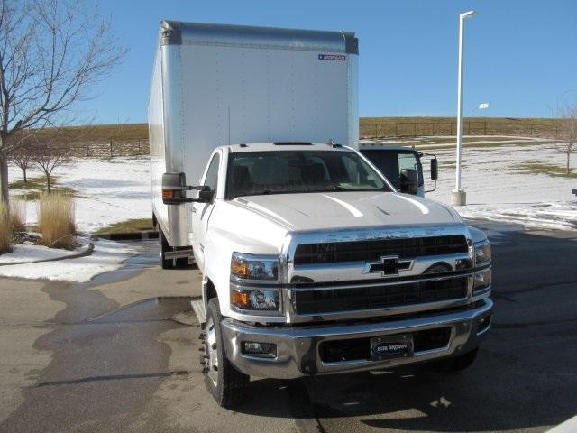 2020 Chevrolet Silverado Medium Duty Regular Cab DRW 4x2, Dry Freight #LH266816 - photo 14