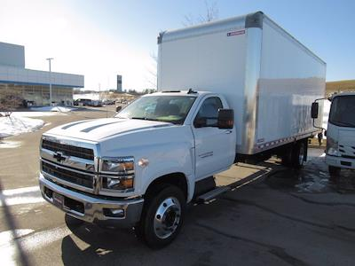 2020 Chevrolet Silverado 6500 DRW 4x2, Morgan Dry Freight #LH266816 - photo 15