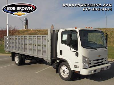 2020 Chevrolet LCF 4500 Regular Cab DRW 4x2, M H EBY Stake Bed #LS806634 - photo 1