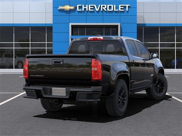 2021 Chevrolet Colorado Crew Cab 4x4, Pickup #M1118241 - photo 2