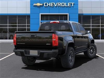 2021 Chevrolet Colorado Crew Cab 4x4, Pickup #M1137225 - photo 2