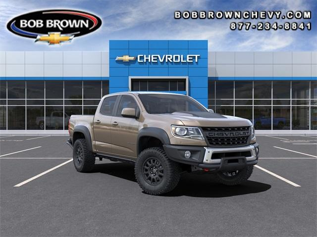 2021 Chevrolet Colorado Crew Cab 4x4, Pickup #M1156118 - photo 1