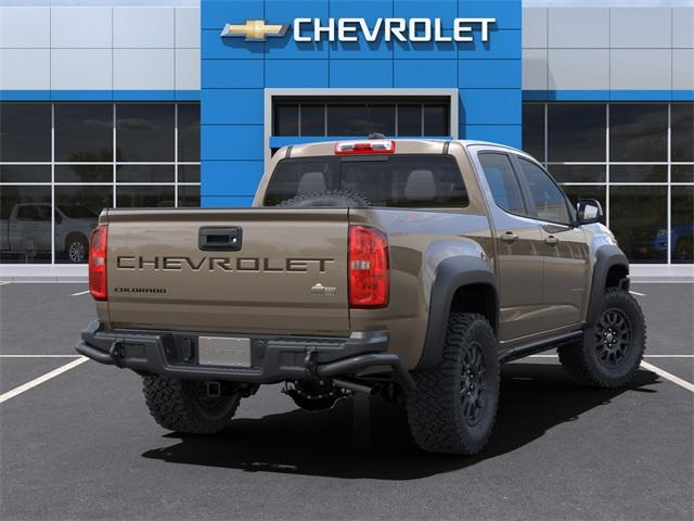 2021 Chevrolet Colorado Crew Cab 4x4, Pickup #M1156118 - photo 2