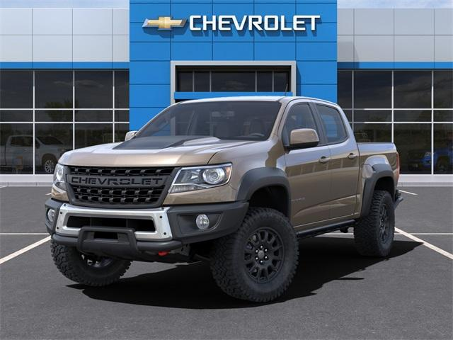 2021 Chevrolet Colorado Crew Cab 4x4, Pickup #M1156118 - photo 6