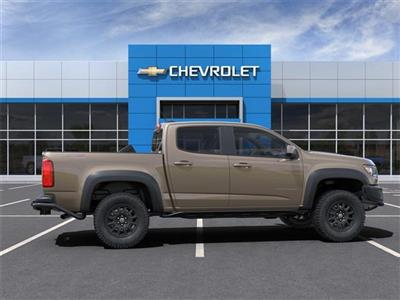 2021 Chevrolet Colorado Crew Cab 4x4, Pickup #M1156118 - photo 5