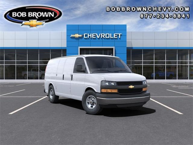 2021 Chevrolet Express 2500 4x2, Empty Cargo Van #M1186889 - photo 1