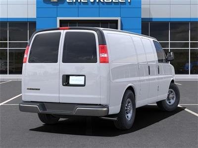 2021 Chevrolet Express 2500 4x2, Empty Cargo Van #M1186889 - photo 5
