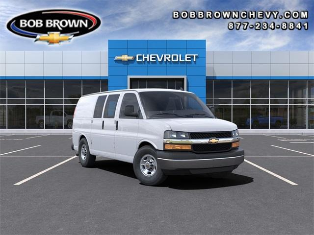 2021 Chevrolet Express 2500 4x2, Empty Cargo Van #M1205050 - photo 1