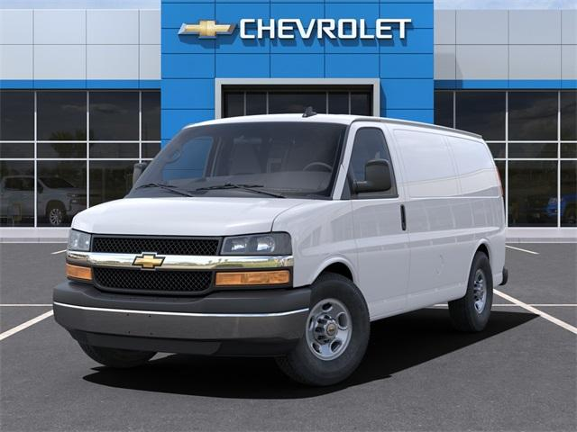 2021 Chevrolet Express 2500 4x2, Empty Cargo Van #M1205050 - photo 6