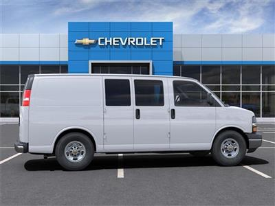 2021 Chevrolet Express 2500 4x2, Empty Cargo Van #M1205050 - photo 5