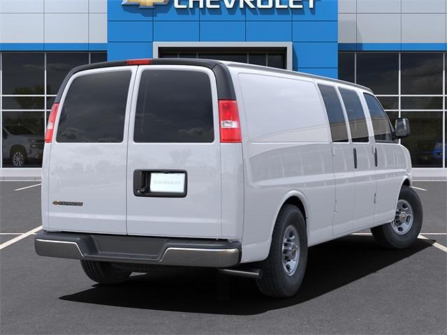 2021 Chevrolet Express 2500 4x2, Empty Cargo Van #M1220419 - photo 1