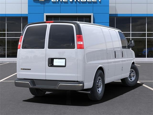 2021 Chevrolet Express 2500 4x2, Empty Cargo Van #M1223341 - photo 1
