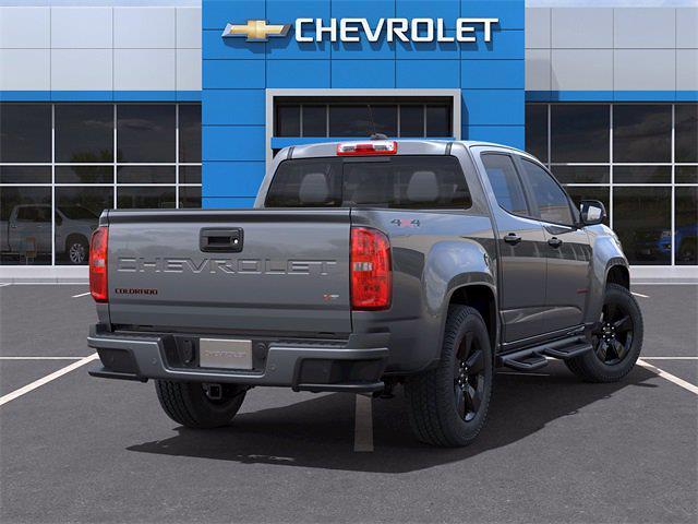 2021 Chevrolet Colorado Crew Cab 4x4, Pickup #M1223390 - photo 2