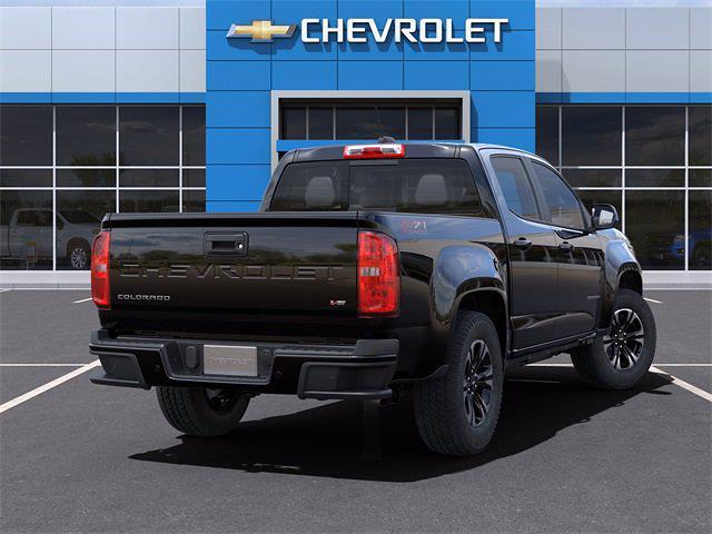 2021 Chevrolet Colorado Crew Cab 4x4, Pickup #M1223431 - photo 2