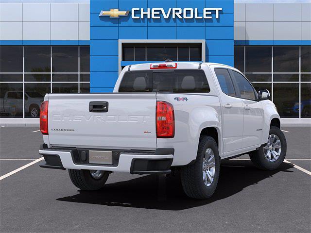 2021 Chevrolet Colorado Crew Cab 4x4, Pickup #M1244127 - photo 2