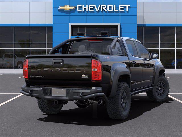 2021 Chevrolet Colorado Crew Cab 4x4, Pickup #M1250531 - photo 2