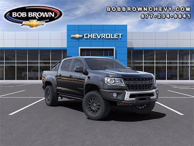 2021 Chevrolet Colorado Crew Cab 4x4, Pickup #M1250531 - photo 1