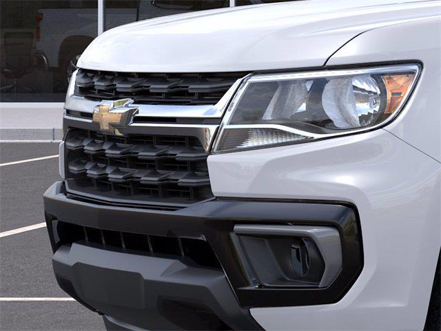 2021 Chevrolet Colorado Crew Cab 4x4, Pickup #M1270427 - photo 11