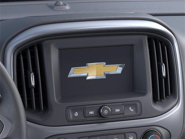 2021 Chevrolet Colorado Crew Cab 4x4, Pickup #M1270427 - photo 17