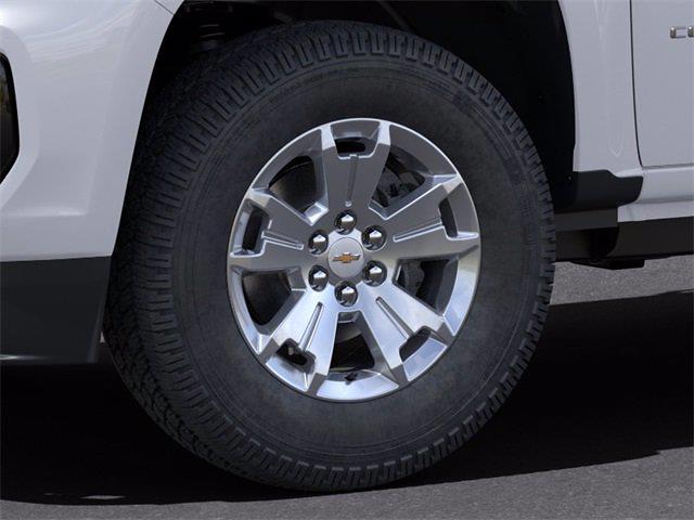 2021 Chevrolet Colorado Crew Cab 4x4, Pickup #M1270431 - photo 7