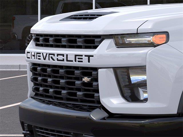2021 Chevrolet Silverado 2500 Crew Cab 4x4, Pickup #MF249700 - photo 11