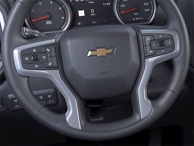 2021 Chevrolet Silverado 2500 Crew Cab 4x4, Pickup #MF257011 - photo 16
