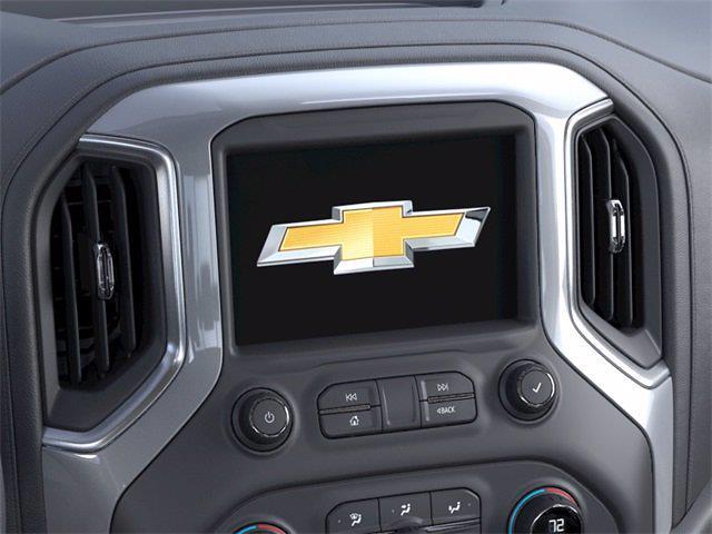 2021 Chevrolet Silverado 2500 Crew Cab 4x4, Pickup #MF257011 - photo 17