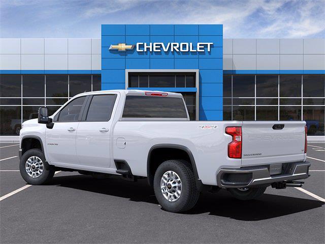 2021 Chevrolet Silverado 2500 Crew Cab 4x4, Pickup #MF259674 - photo 4