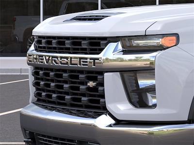 2021 Chevrolet Silverado 2500 Crew Cab 4x4, Pickup #MF259674 - photo 11
