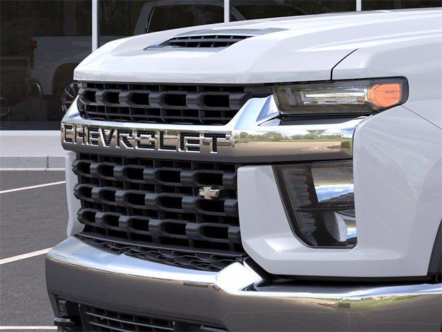 2021 Chevrolet Silverado 2500 Crew Cab 4x4, Pickup #MF271963 - photo 11
