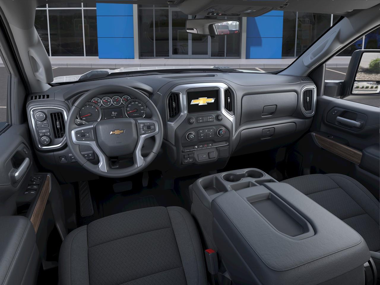 2021 Chevrolet Silverado 2500 Crew Cab 4x4, Pickup #MF271963 - photo 32