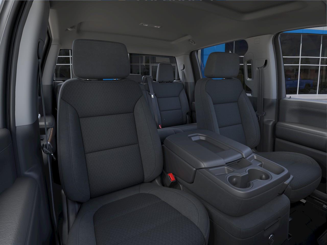 2021 Chevrolet Silverado 2500 Crew Cab 4x4, Pickup #MF271963 - photo 33