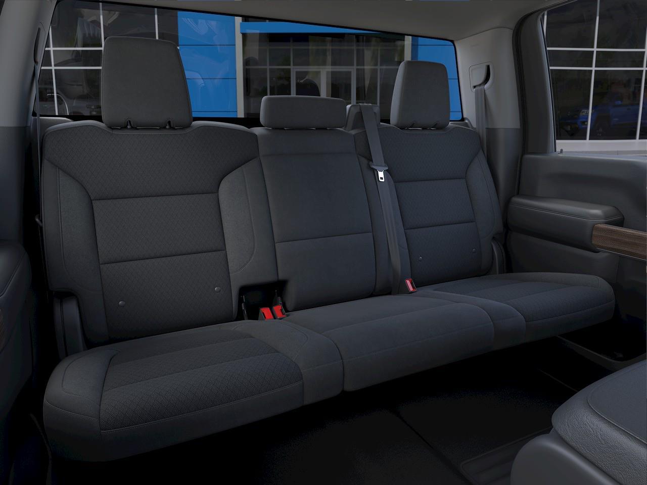 2021 Chevrolet Silverado 2500 Crew Cab 4x4, Pickup #MF271963 - photo 34