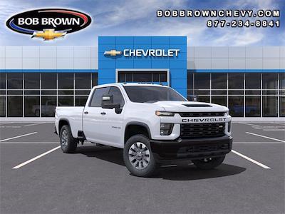 2021 Chevrolet Silverado 2500 Crew Cab 4x4, Pickup #MF284262 - photo 1