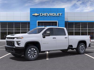 2021 Chevrolet Silverado 2500 Crew Cab 4x4, Pickup #MF284262 - photo 3