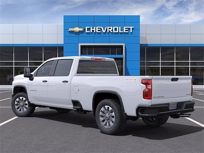2021 Chevrolet Silverado 2500 Crew Cab 4x4, Pickup #MF284262 - photo 4