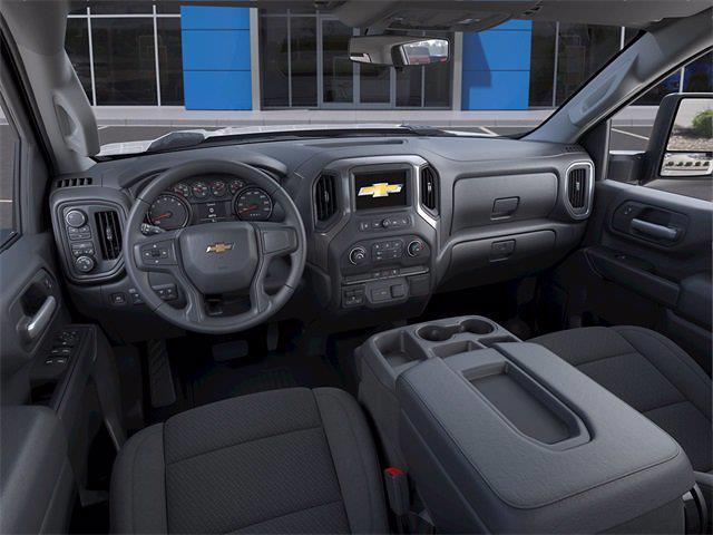 2021 Chevrolet Silverado 2500 Crew Cab 4x4, Pickup #MF284272 - photo 12