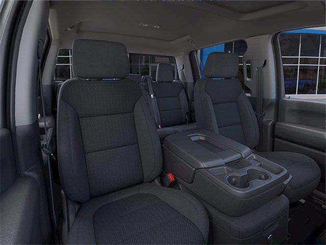 2021 Chevrolet Silverado 2500 Crew Cab 4x4, Pickup #MF284272 - photo 13