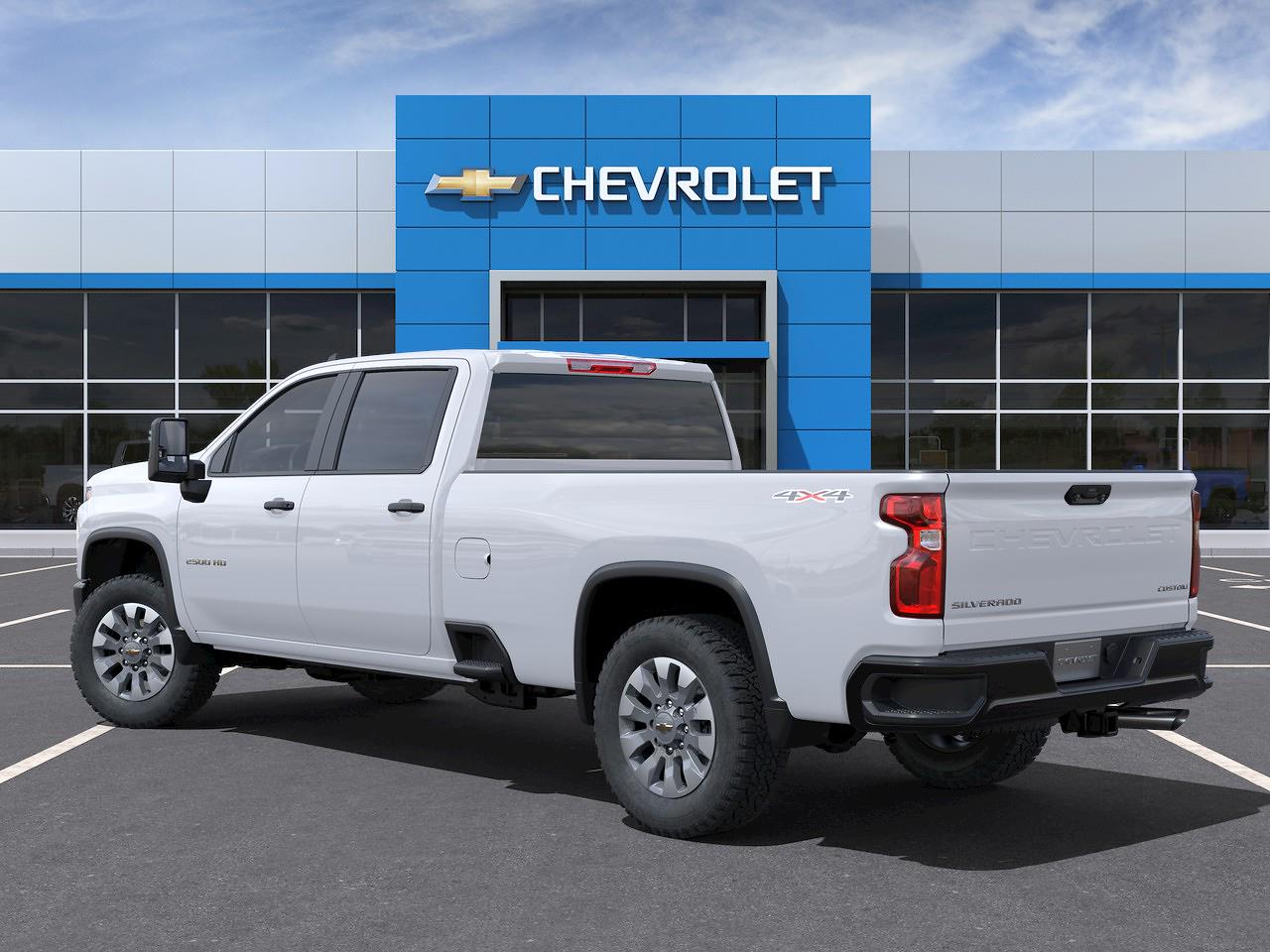2021 Chevrolet Silverado 2500 Crew Cab 4x4, Pickup #MF284272 - photo 23