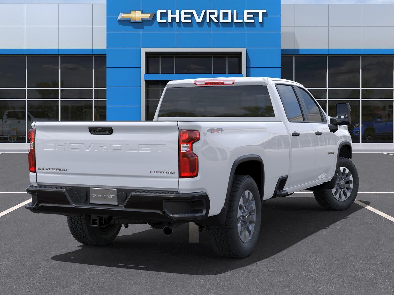 2021 Chevrolet Silverado 2500 Crew Cab 4x4, Pickup #MF284272 - photo 24