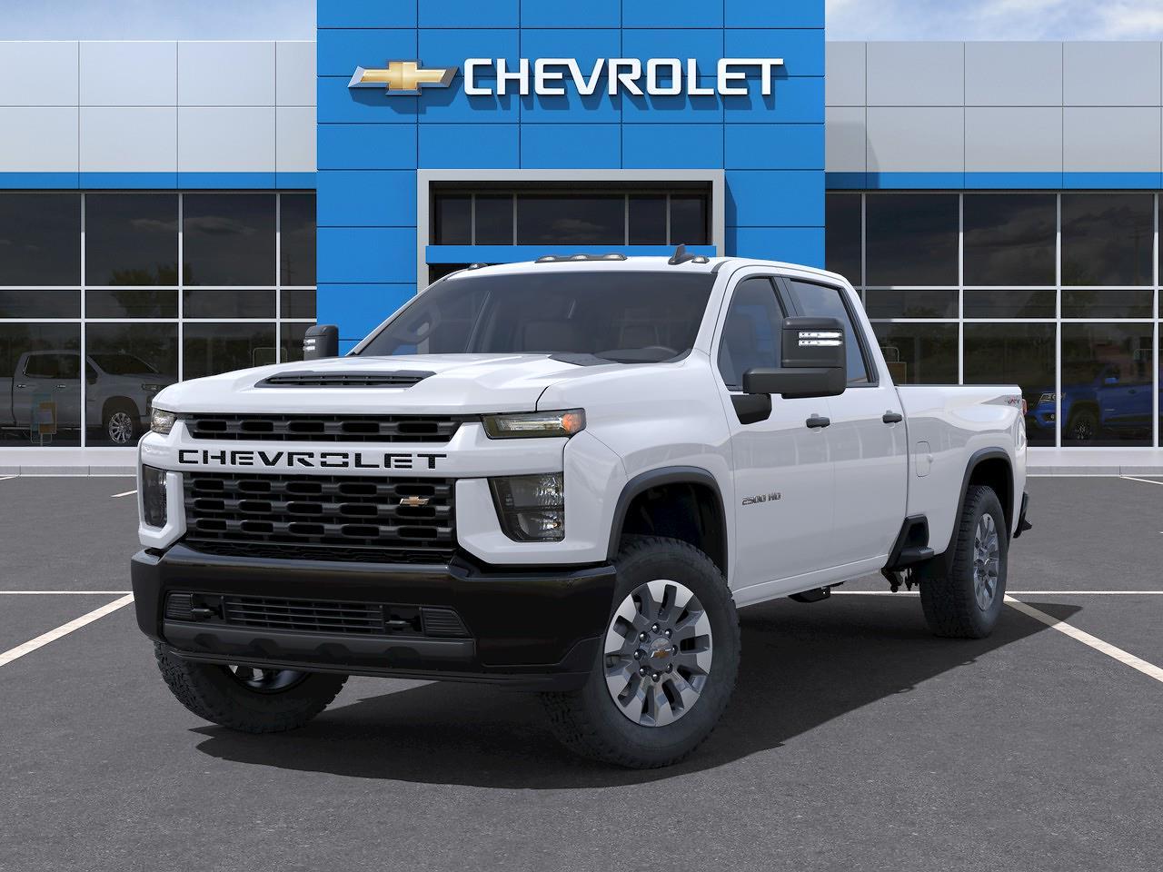 2021 Chevrolet Silverado 2500 Crew Cab 4x4, Pickup #MF284272 - photo 26