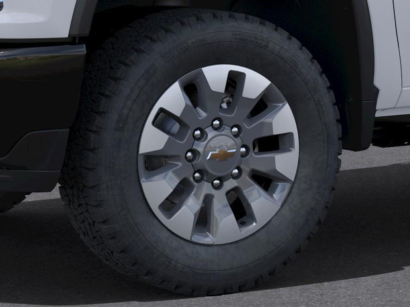 2021 Chevrolet Silverado 2500 Crew Cab 4x4, Pickup #MF284272 - photo 27