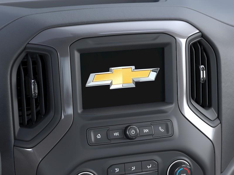 2021 Chevrolet Silverado 2500 Crew Cab 4x4, Pickup #MF284272 - photo 37