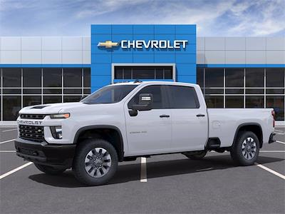 2021 Chevrolet Silverado 2500 Crew Cab 4x4, Pickup #MF284272 - photo 3