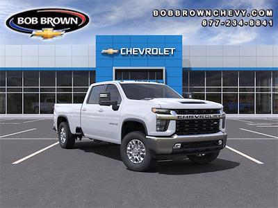2021 Chevrolet Silverado 3500 Crew Cab 4x4, Pickup #MF311457 - photo 1