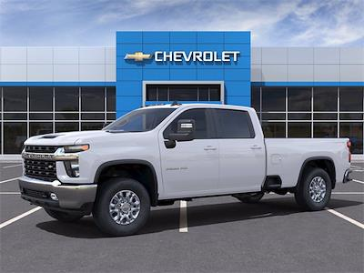2021 Chevrolet Silverado 3500 Crew Cab 4x4, Pickup #MF318067 - photo 2